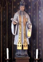St Yves de Tréguier